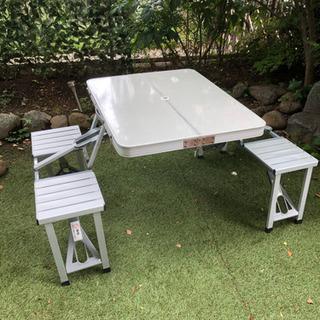 アウトドアテーブルチェアー キャンプ