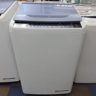 【配送・設置無料】HITACHI 日立 全自動洗濯機 ビー…