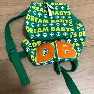 新品タグ付き DREAM BABYS リュック