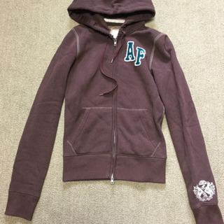Abercrombie & Fitch 厚手hoodie