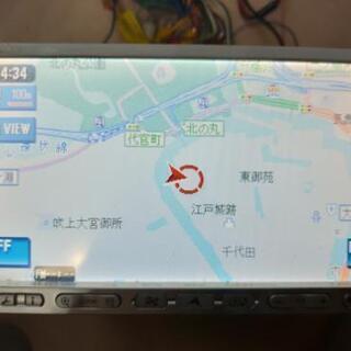 【値下げ】クラリオンMAX570 ipod接続ケーブル・オーディ...