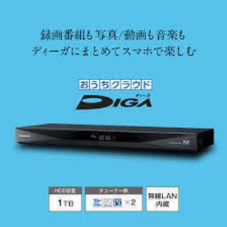 パナソニック DMR-BCW1060 DIGA(ディーガ) ブル...