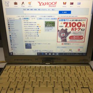 ノートパソコンタブレットPCWindows10