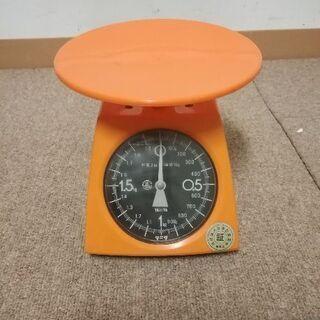 タニタのキッチンスケール 2kg