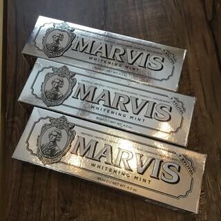 マービス marvis 歯磨き粉 3本セット