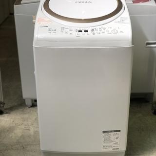 《タテ型洗濯乾燥機》東芝/TOSHIBA■AW-9V6 ZABO...