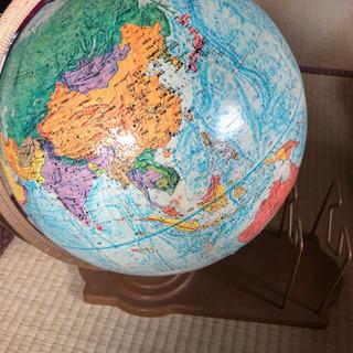 【8月末処分】 地球儀