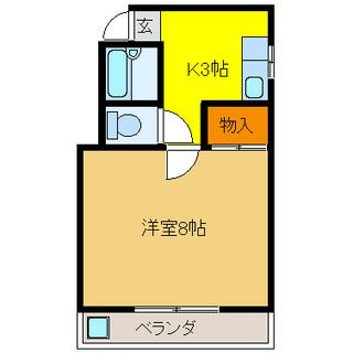 入居費用が 0円 での契約も応相談(^^)/ 最上階角部屋! ☆上下水道料金無料☆ - 岐阜市
