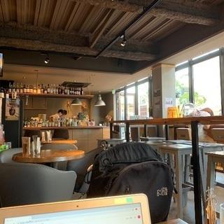 町田の駅近のオシャレなカフェで1000円英会話⭐先生はネイティブ⭐