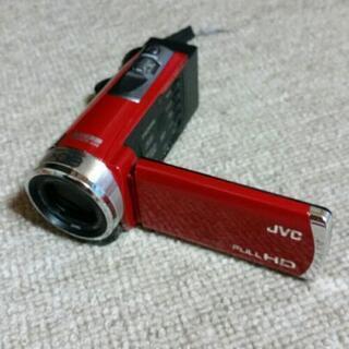 (値下げ&付属品が増えました)JVC FULL HD  Everio