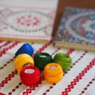 ハンガリー刺繍講座