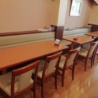定食屋空き時間のスペースを利用しませんか