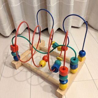 IKEAイケアのポーネルンド知育玩具【消毒済】