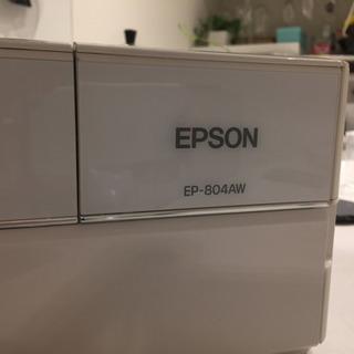 EPSONプリンター EP-804AW ジャンク品