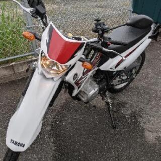 XTZ125 ヤマハ バイク 車体 125cc