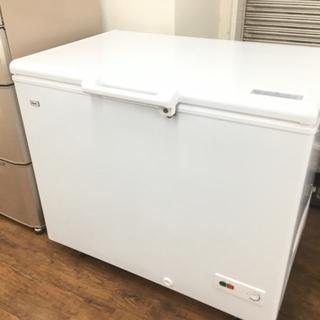 ハイアール 上開き式冷凍庫 JF-NC319F 2019年製