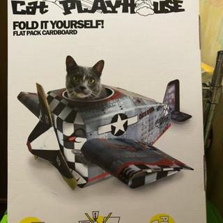 海外製の猫おもちゃ
