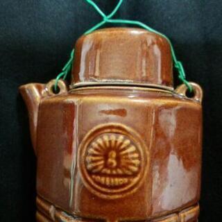 駅弁のお茶陶器
