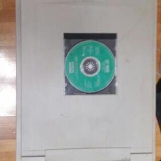 古いA4 スキャナ SCSI接続