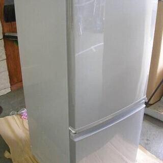 【試用程度】シャープ 2ドア 137L 冷蔵庫 2016年製 ど...