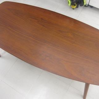折りたたみできます!センターテーブル 木製 NB306
