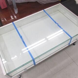 ガラステーブル ローテーブル  NB307