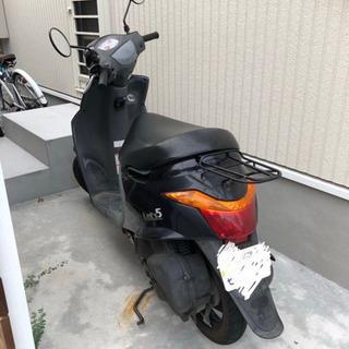 原付バイク50cc 格安でお譲りします!スクーター スズキ レッツ