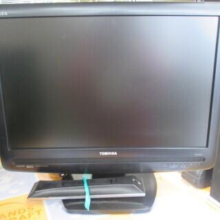 東芝 テレビ 19A3500 2008年式 19インチ 店内特価