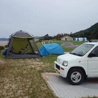 キャンプ&サーフィンご一緒に如何でょうか?
