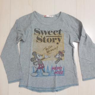 UNIQLO 子供半袖シャツ 140cm (Disney)