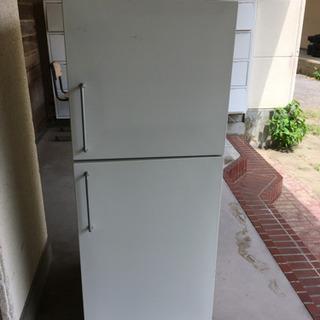 無印良品の冷蔵庫(ホワイト)、格安でお譲りします