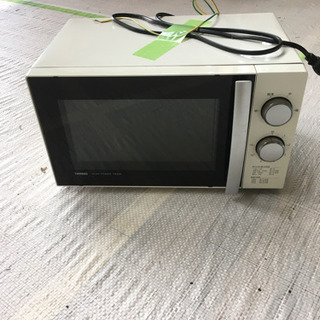 TWINBIRD 電子レンジ DR-D265型 2012年製