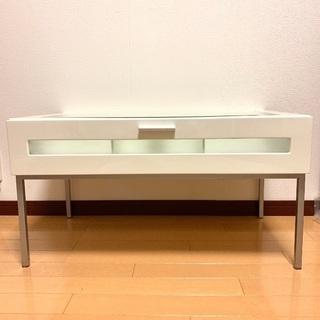 ☆白いコレクション・テーブル☆
