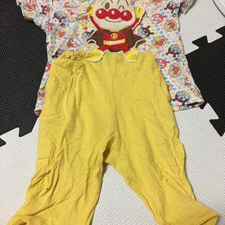 アンパンマン  パジャマ 90