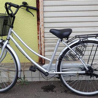 札幌市 自転車 ママチャリ 26インチ 切換え無し 中古