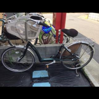3人乗り対応 26インチ 子供乗せ自転車