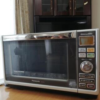 【取引中】Panasonic 電子オーブンレンジ2008年製