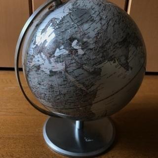 地球儀  カラー:シルバー