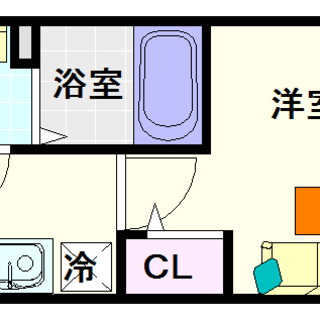 【エスリード難波セントラル】6号タイプ!1Kタイプ!人気分譲シリ...
