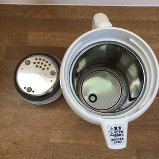 湯沸かしポット 保温付き