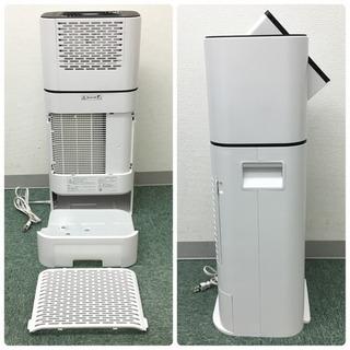 配達無料地域あり*アイリスオーヤマ サーキュレーター衣類乾燥除湿機 2018年製* - 家電