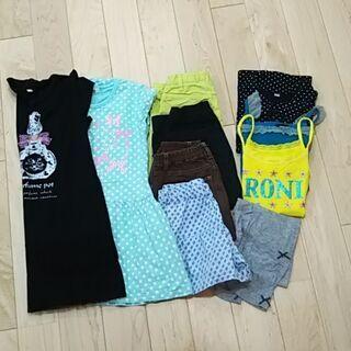 子供服 130センチ 女の子 夏服