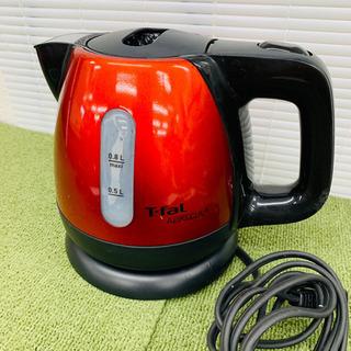 ◆T-fal APRECIA+ BI80S レッド  電気ケトル...