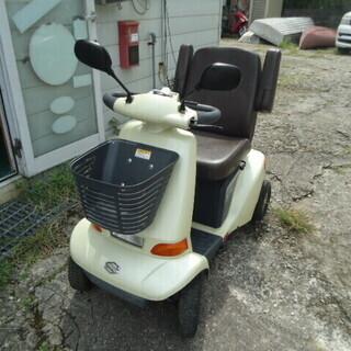免許証不要 スズキ セニアカー シニアカー 電動4輪車 E…