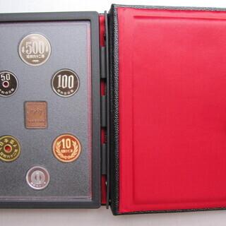 昭和62年(1987年)プルーフ貨幣セット 新品未使用
