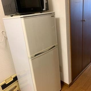 美品 冷蔵庫 5,000円→4,000円値下げしました!