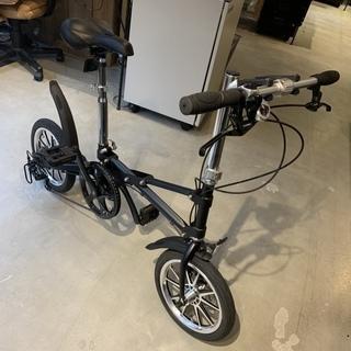 CMSBIKE-折りたたみ自転車-シマノ7段変速ギア/コン…