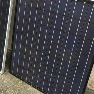 ソーラー(太陽光)パネル100W+コントローラー+ケーブルをセットで!