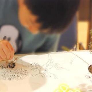 ☆こども夏休み絵画宿題☆特別教室