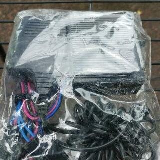 【取引売約済】60W 12V専用小型拡声器